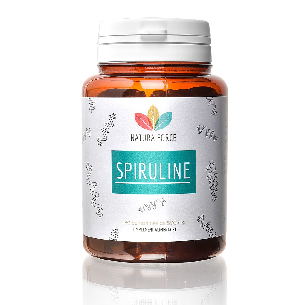 Spiruline natura force