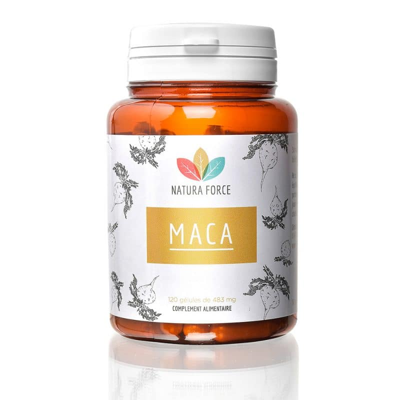 maca natura force