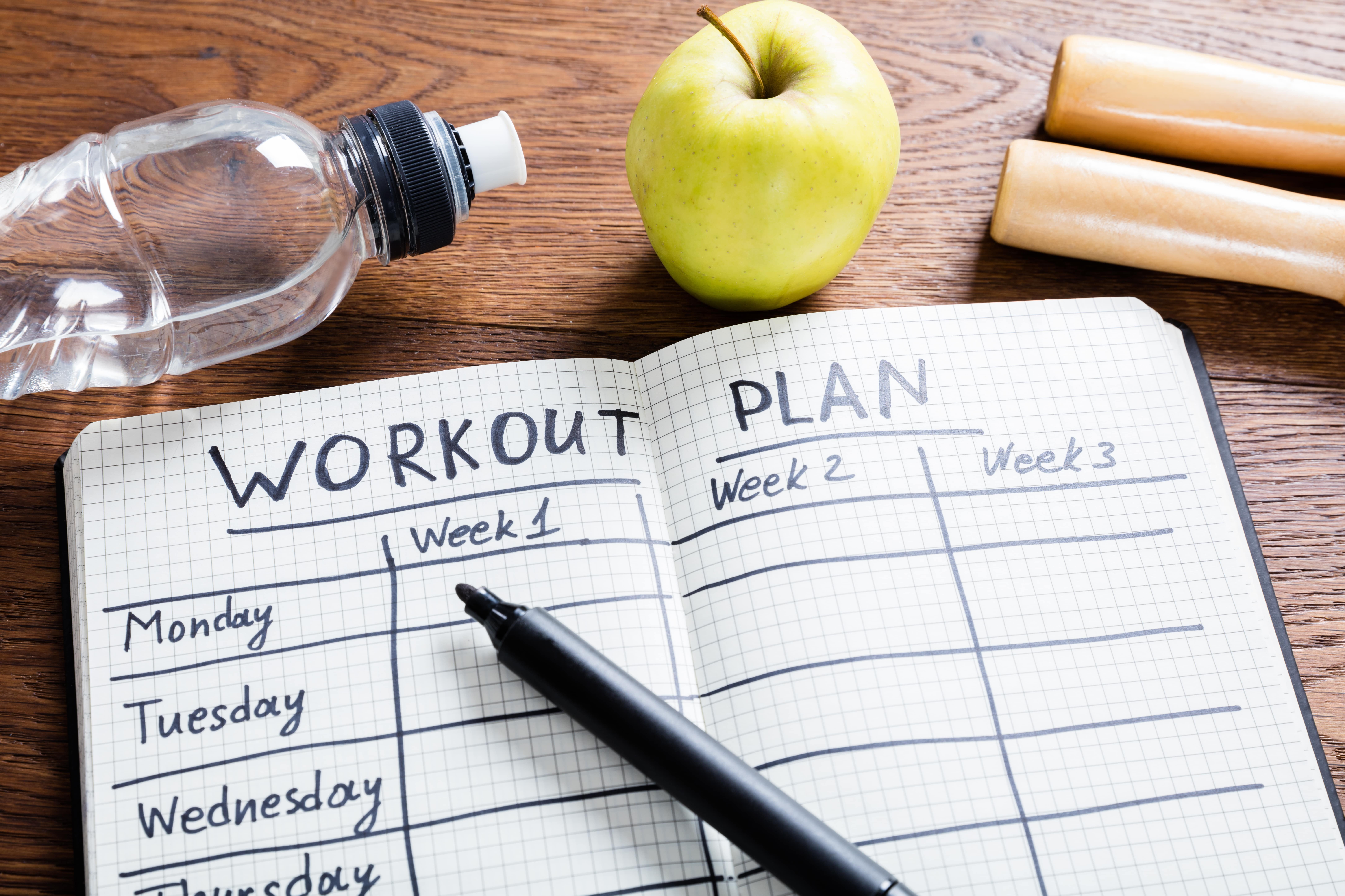 how to work out a depth of a plan