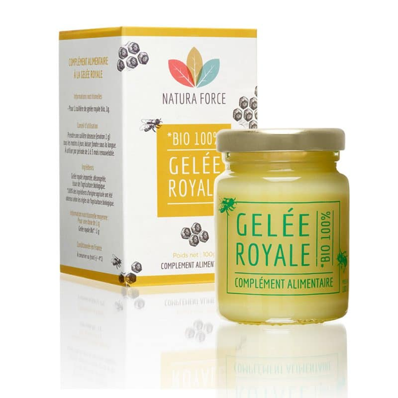 gelée royal bio natura force