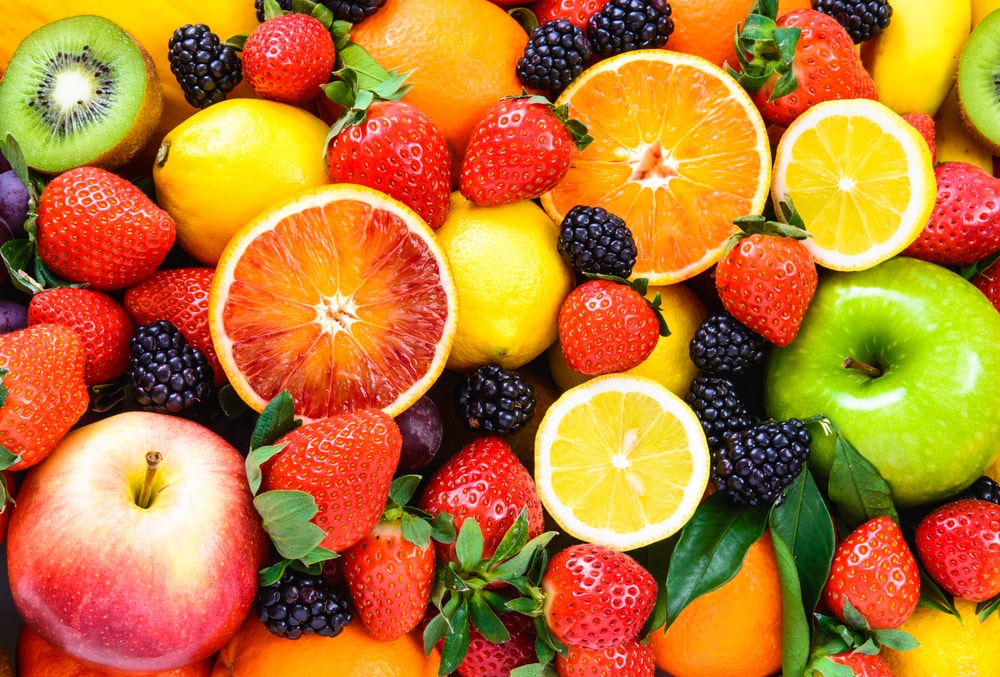 calories des fruits