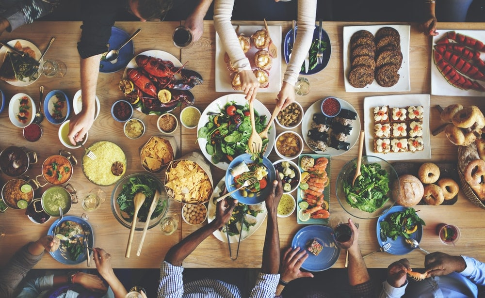 aliments pour grossir